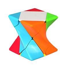 billiga Leksaker och spel-Rubiks kub QIYI MFG2004 Alien Skewb Twist Cube Skewb Cube Mjuk hastighetskub Magiska kuber Pusselkub Present Unisex