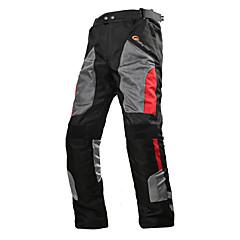 baratos Jaquetas de Motociclismo-RidingTribe Roupa da motocicleta CalçasforHomens Têxtil Fibra de carbono Inverno Primavera Verão Outono Todas as Estações Resistente ao