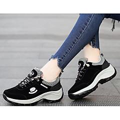 baratos Tênis de Corrida-Mulheres Tênis de Corrida / Sapatos de Montanhismo Fio Não-Escorregadio / Borracha Equitação / Corrida Á Prova-de-Chuva, Anti-Escorregar,