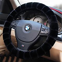 billige Rattovertrekk til bilen-Kjøretøy Rattovertrekk til bilen(Plysj)Til Volkswagen Alle år Teramont