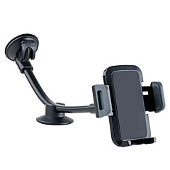 billige -Bil Universell Mobiltelefon stativ holder Front vindrute Universell Mobiltelefon Cupula Type ABS Holder