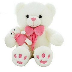 צעצועים ממולאים בובות כרית ממולאת צעצועים ברווז חיות Bear סימולציה לא מפורט חתיכות