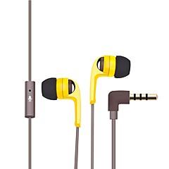 p152a耳有線ヘッドホンハイブリッドプラスチック携帯電話イヤホンミニヘッドセット