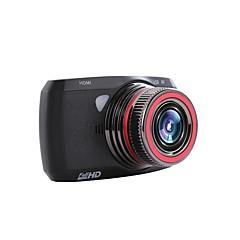 W600 HD 1280 x 720 1080p Full HD 1920 x 1080 140度 車のDVR Generalplus1248 3インチ LCD ダッシュカムforユニバーサル ナイトビジョン G-Sensor 駐車モード モーションセンサー
