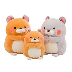 장난감을 채웠다 인형 라이트 업 장난감 장난감 오리 마우스 곰 동물 팬더 규정되지 않음 조각