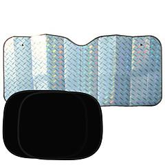 baratos -Automotivo Parasóis & Visores Para carros Visores de carro Para Universal General Motors PVC