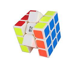 Rubikin kuutio Tasainen nopeus Cube Sileä tarra säädettävä jousi Lievittää stressiä Rubikin kuutio Opetuslelut Neliö Lahja