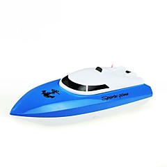"RC סירה WL Toys HY802Blue 4 ערוצים 20 ק""מ / ח RTR"