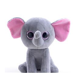 צעצועים ממולאים צעצועים פיל ילדים חתיכות