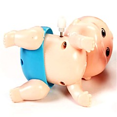 billige Originale moroleker-Trekk-opp-leker Singel Manuell Klovn Tegneserie Baby Mote Nytt Design Deler Gutt Barne Gave