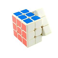 tanie Kostki Rubika-Kostka Rubika 3*3*3 Gładka Prędkość Cube Magiczne kostki Puzzle Cube Błyszczące profesjonalnym poziomie Zabawki biurkowe Klasyczna Prezent