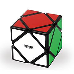 tanie Kostki Rubika-Kostka Rubika QI YI skewb / Kostka Skewb Gładka Prędkość Cube Magiczne kostki Puzzle Cube Naklejka gładka Prezent Unisex