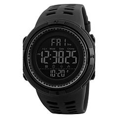SKMEI -1251 スマートウォッチ 耐水 長時間スタンバイ 目覚まし時計 タイマー 多機能 耐久性 情報 タイミング機能 スリムなデザイン 軽くて便利な