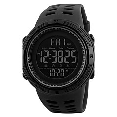 SKMEI -1251 שעון חכם עמיד במים המתנה ארוכה Alarm Clock מידע תזמון פונקציה עיצוב דק קל ונוח טיימר רב שימושי ניתן ללבישה