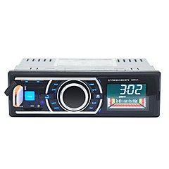 cheap -OEM Car Radio 1 Din Stereo Audio MP3 Player BluetoothV2.0 12V In-dash Single FM Receiver Aux Receiver USB SD Remote Control 6203