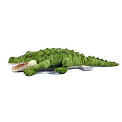 צעצועים ממולאים צעצועים קרוקודיל בעלי חיים חתיכות
