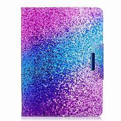 marmor mønster kortholder med stativ flip magnetisk pu lærveske kort veske med mønster for Samsung Galaxy Tab 4 t530 t531 10,1 tommers