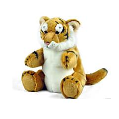 Prstová loutka Hračky Tiger Zvířata Dospělé Pieces
