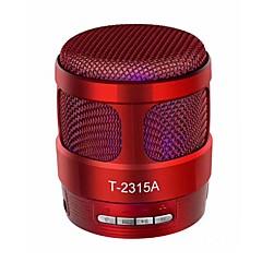 cheap -T2315A Bluetooth 4.1 3.5mm Bookshelf Speaker White Black Dark Blue Red matte black