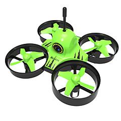 billige Fjernstyrte quadcoptere og multirotorer-RC Drone R36HW 4 Kanaler 6 Akse 2.4G Med 0.3MP HD-kamera Fjernstyrt quadkopter Høyde Holding WIFI FPV LED-belysning En Tast For Retur