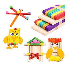 Bausteine Spielzeuge Neuheit Spielzeuge Häuser Architektur Familie Handgemacht Heimwerken Klassisch Urlaub Neues Design Erwachsene 100