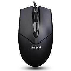 a4tech op-550nu langallinen toimisto hiiri usb 3 avaimet 1000dpi 165cm kaapeli