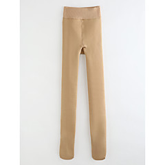 billige Bukser og leggings til piger-Baby Pige Afslappet Ensfarvet Bomuld Bukser