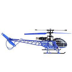 Radiostyrt Helikopter 4 Kanaler 6 Akse 2.4G -