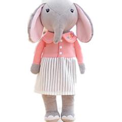 ぬいぐるみ おもちゃ 象 動物 動物 小品