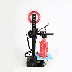 billige Verktøy og redskaper-creality 3d® ender-2 diy 3d-skriverpakke 150 * 150 * 200mm utskriftsstørrelse med automatisk nivellering 1,75mm 0,4mm dyse
