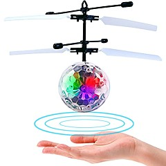cheap Outdoor Fun & Sports-Magic Flying Ball Flying Gadget Plane / Aircraft Flourescent Glow in the Dark LED Noctilucent Fluorescent with Infrared Sensor Plastic