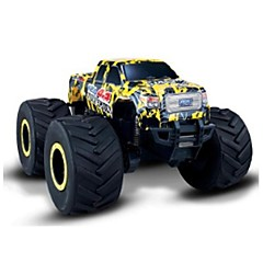 billige Fjernstyrte biler-Radiostyrt Bil 9119 2.4G Driftbil Racerbil Off Road Car Monster Truck Bigfoot Buggy (Off- Road) 1: 8 10 KM / H Fjernkontroll Oppladbar