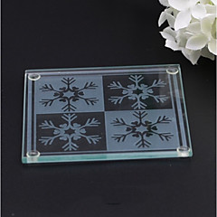 Glass Coaster Favors-1 Piece/Set Wedding Family