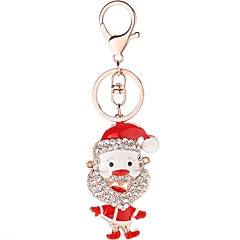 Holiday Fairytale Theme Wedding Keychain Favors Zinc Alloy Practical Favors Keychain Favors-Piece/Set