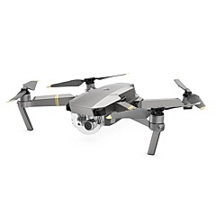 RC Drone DJI MAVIC PRO Platinum Version 3 Akse 2.4G Med 4K HD-kamera Fjernstyrt quadkopter En Tast For Retur Auto-Takeoff Feilsikker
