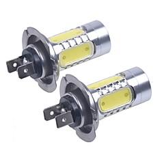 저렴한 -2 움직이지 않는 전구 7.5W W COB lm 5 안개등 For유니버셜 유니버셜 유니버셜
