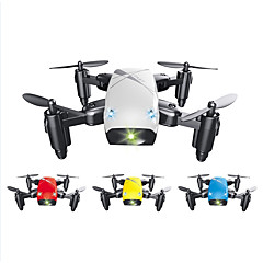 billige Fjernstyrte quadcoptere og multirotorer-RC Drone S9 4 Kanaler 6 Akse 2.4G Nei Fjernstyrt quadkopter Høyde Holding FPV LED-belysning En Tast For Retur Sveve Fjernstyrt Quadkopter