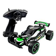 billige Fjernstyrte biler-Radiostyrt Bil 23211 2.4G Buggy (Off- Road) / Fjellklatring Bil / Racerbil 1:20 * KM / H Fjernkontroll / Oppladbar / Elektrisk