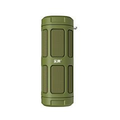 NOGO F5 Udendørs Bluetooth-højttaler FM Radio Transporterer Vandtæt Handsfree opkald Bluetooth 4.0 Mikro USB 3.5mm AUX TF Kort Slot