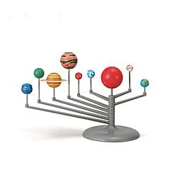 태양계 페인팅 장난감 천문학 장난감&모델 과학&디스커버리 완구 장난감 DIY 9 개의 행성 클래식 1 조각