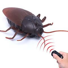 preiswerte Neuheit RC Spielzeug-Elektronische Haustiere Kakerlake Spielzeuge Tier Tiere Einfache Tier Weicher Kunststoff Jungen 1 Stücke