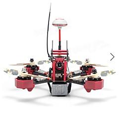 RC Drone JJRC P2000 4 Kanal Ja Fjernstyrt quadkopter Sideflyvning Fremover bakover Flyvning Med 360 Graders Flipp Programmeringskabel Med