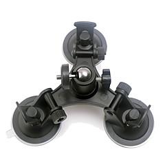 Недорогие -Экшн камера / Спортивная камера Набор Общие принадлежности Высокая скорость Тип купулы Черный Подсветка для авто Для Экшн камера Gopro 6