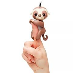 Animale Electronice Finger Sloth Jucarii Animal Animale Electromișcare Smart inteligent Model nou Adulți 1 Bucăți
