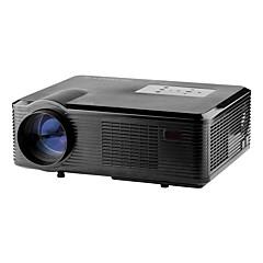 povoljno -CL740 LCD Projektor za kućno kino 2400lm podrška 720P (1280x720) Zaslon