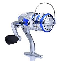 billiga Fiskerullar-Fiskerullar Snurrande hjul 5.2:1 Växlingsförhållande+10 Kullager Hand Orientering utbytbar Sjöfiske Kastfiske Isfiske Spinnfiske