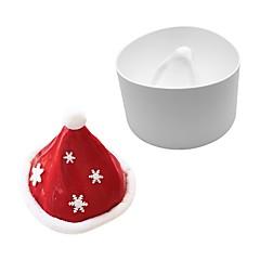 billige Bakeredskap-Bakeware verktøy silica Gel Jul Ny ankomst 3D Kake Til Kake Cake Moulds