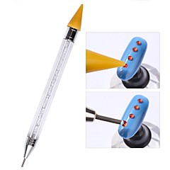 1pc Nail Art Tool Dotting Tools Manicure Pedicure Other Material DIY Accessory