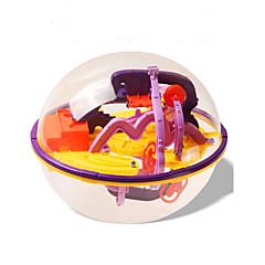 tanie Gry i puzzle-Piłka z labiryntem Labirynt Zabawki Kula Stres i niepokój Relief Zabawki dekompresyjne ABS Dla dzieci Dla dorosłych Prezent 1pcs