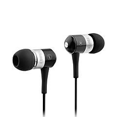 billiga Headsets och hörlurar-EDIFIER H285 I öra Kabel Hörlurar Dynamisk Metall Mobiltelefon Hörlur Stereo headset